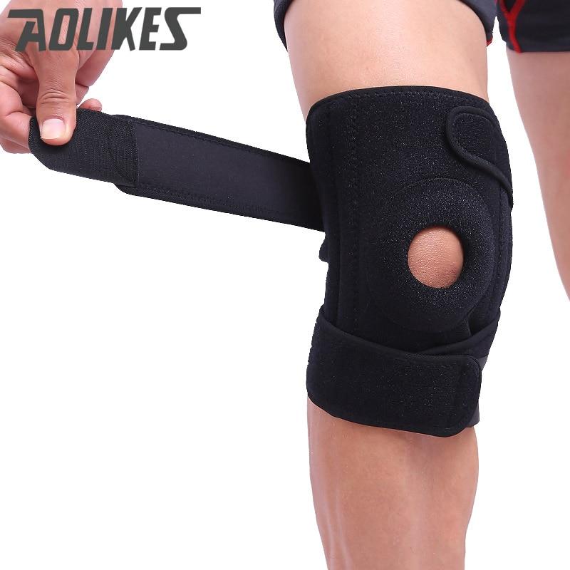AOLIKES 1 τεμάχιο αθλητικά γόνατα - Αθλητικά είδη και αξεσουάρ - Φωτογραφία 5