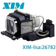 Высокое качество Замена лампы проектора с корпусом 5j. j2k02.001 для BENQ W500-180 дней гарантия