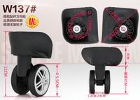 Trolley Case Wheel Caster Wheel Suitcase Travel Luggage Accessories Universal Wheel Wholesale Maintenance Password Suitcase W137