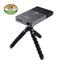 Everyone Gain A16 Mini Projetor HD Videoprojecteur Wifi LED Power Supply Projector Android Smart Pocket Projectors DLP Proyector