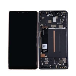 "Image 3 - 5.88"" Original M&Sen For Xiaomi Mi8 SE Xiaomi 8 SE Super Amoled LCD Screen Display+Touch Screen Digitizer Frame For Mi 8SE LCD"