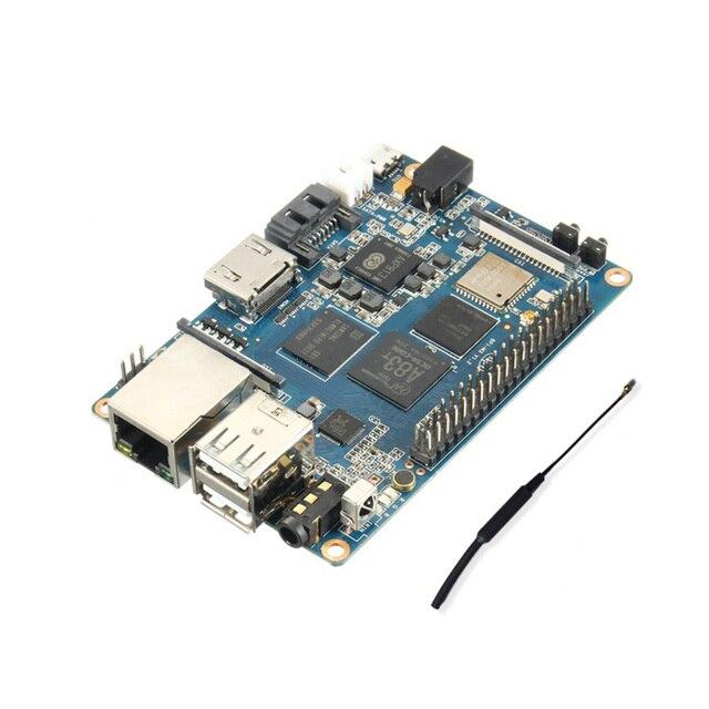 Banana Pi BPI M3 A83T восьмиядерных процессор (8-ядерный) 2G LPDDR3 + 8 gbemmc с открытым исходным кодом макетная плата одноплатный Co raspberry pi Совместимость