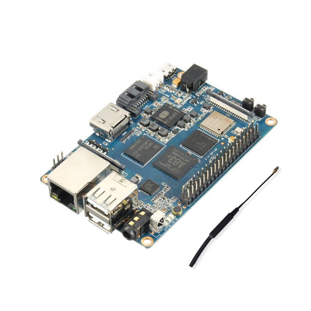 Banana Pi BPI M3 A83T Octa-Core (8-core) 2G LPDDR3+8GBEMMC Open-source Development Board Single Board Co raspberry pi compatible banana pi bpi uno32 board