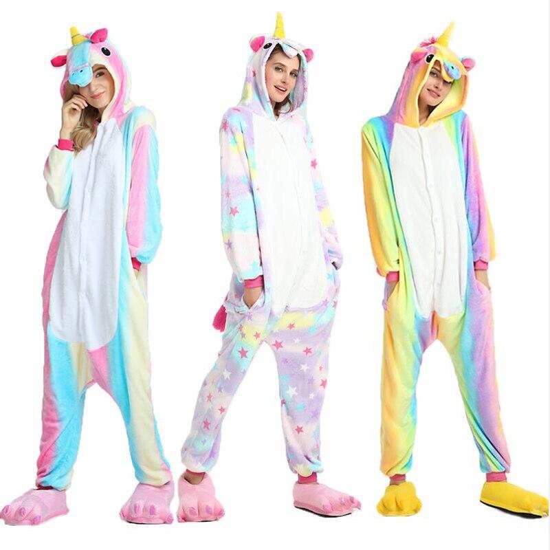 Подробнее Обратная связь Вопросы о Хэллоуин повседневные пижамы наборы для  женщин Фланелевые животные комплекты пижам для Kingurumi пижамы зимний  Ночной ... b4a9bccf831e3