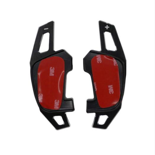 DSG Aluminum steering wheel shift paddle DSG Paddle Extension For Golf 7 MK7,Golf R-line GTI 7,2014-6C NEW POLO MQB POLO Lamando
