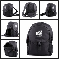 Multi Functional Single Shoulder Travel Camera Bag Shoulder Bag for Cannon Nikon Sony Pentax Fujifilm DSLR Cameras