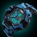 Дизайн моды Спортивные Часы Армия Часы Человек Люксовый Бренд G стиль Мужчины Кварцевые Военные Цифровые Часы Reloj relogio s шок часы