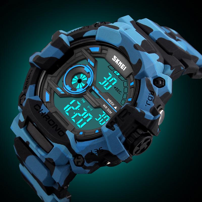 Prix pour Design de mode Montres de Sport Armée Montre Homme Marque De Luxe G style Hommes Quartz Militaire Numérique Montre Reloj relogio s choc horloge