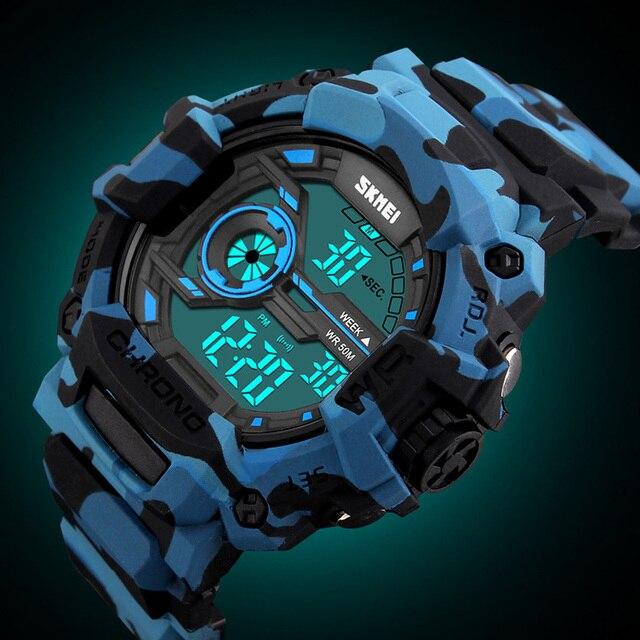 5e720d8fa950 Diseño de moda Relojes Deportivos Militar Reloj de Hombre de Lujo de la  Marca G estilo