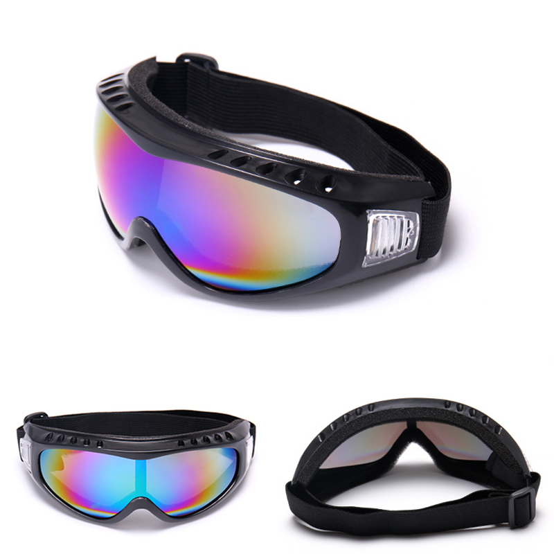 Outdoor Sports Windproof Glasses Bicycle Windshield Ski Goggles Riding Sport Dustproof Sunglass Protection Eye Glasses
