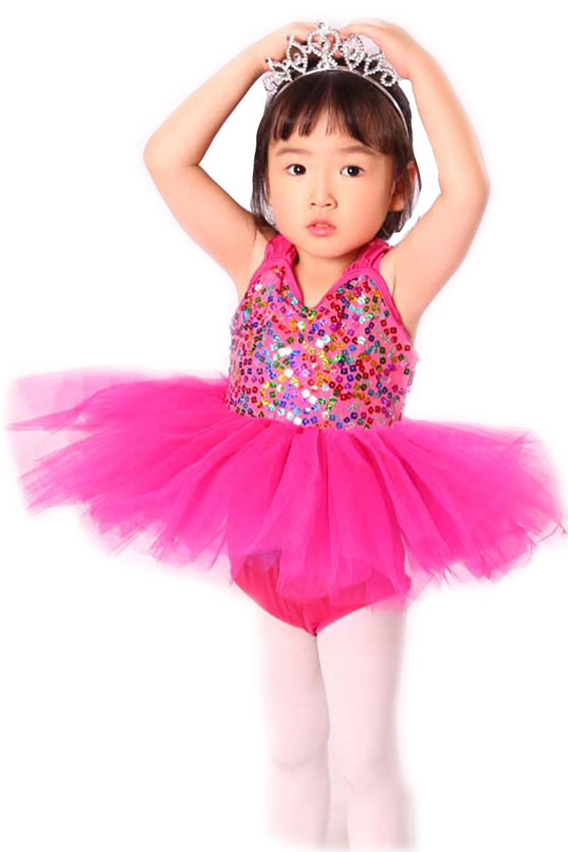 19f9852d0033d جديد الاطفال الاطفال فساتين للبنات الرقص اللباس الأطفال الإناث الباليه  ازياء الباليه المهنية توتو للبالغين