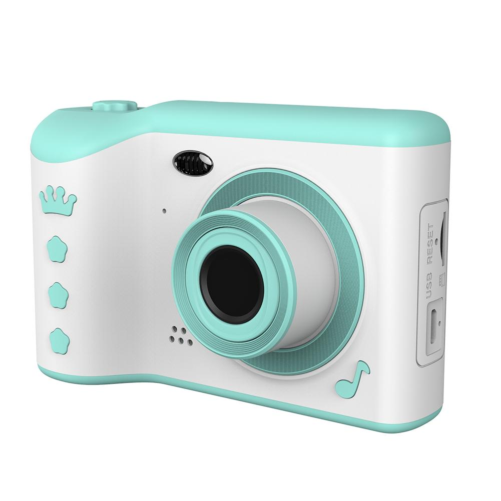 "HTB1kB Sea5s3KVjSZFNq6AD3FXa1 Children's Camera 2.8"" IPS Eye Protection Screen HD Touch Screen Digital Dual Lens 18MP Camera for Kids"