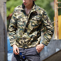 New Spring Autumn Casual Military Men's Jacket Brand Zipper Camouflage Jackets Men Coats Outerwear Clothes Designer Style 2017
