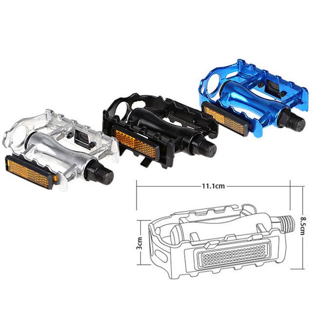 Ultralight Alloy Bicycle Pedales Bicicleta MTB Pedals Bike-Pedal-Bearings Mountain Bike Road Cycling Pedals