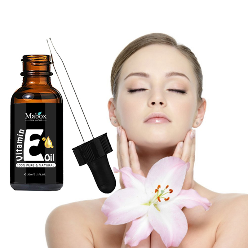 Natural and organic vitamin E oils for your face and skin, reducing wrinkles and faded dark spots. Easy to use drops biotin maximum strength 10000mcg high potency to supports hair growth glowing skin and strong nails vitamin h 100count bottle