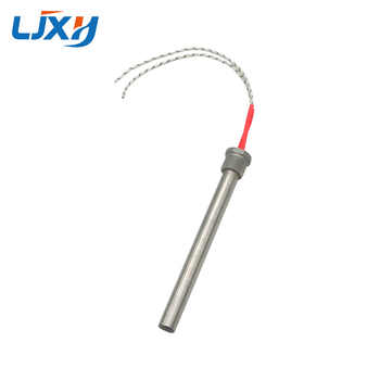 LJXH Cartridge Heating Resistance Element DN15/21mm Thread 12x250/300mm Tube Size 201SUS AC110V/220V/380V - DISCOUNT ITEM  14% OFF All Category