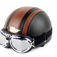 Fashion Motorcycle Helmet Motor Open Face Motocross Motor Helmet