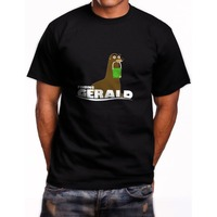 Newest Funny Findinerald Short Sve Men S Bla T Shirt Size S To 5XL New Arrivals