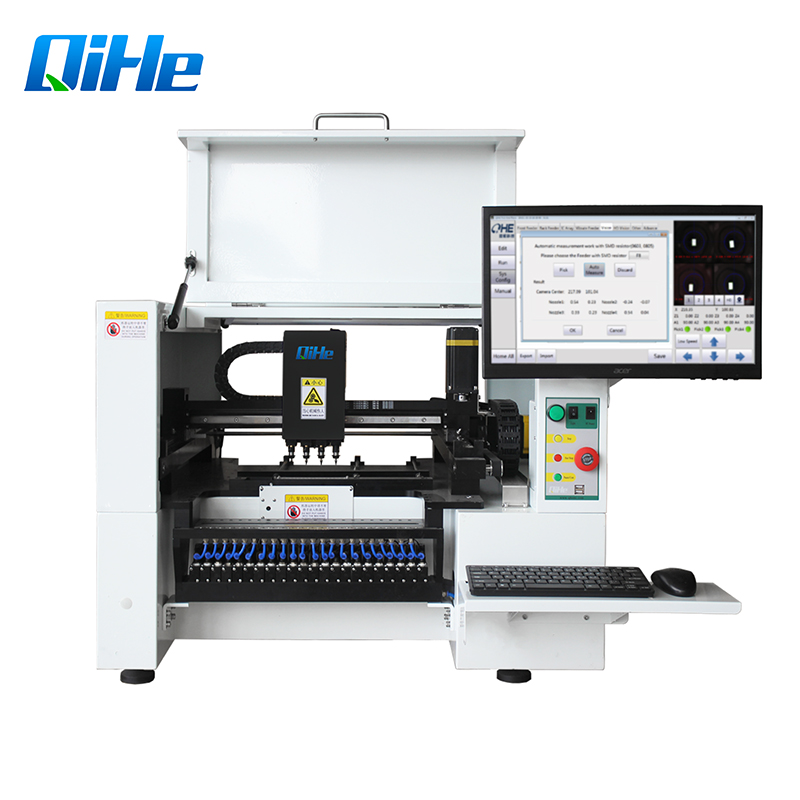Factory Manufacture Smt Pick And Place Making Machine LED Light Production Machine Bga Pick And Place Machine