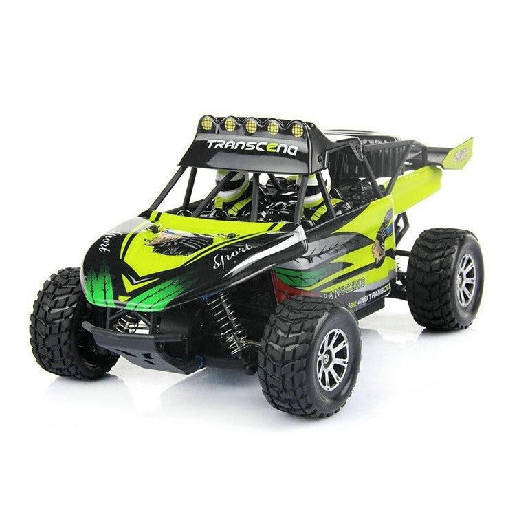 Фотография 50KM/H WL K929 2.4G High-Speed Desert 4WD Off-Road Vehicles Professional Stunt Car Model 1:18