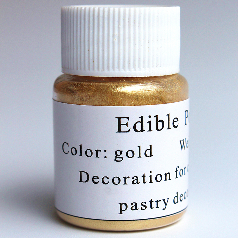 edible gold food coloring