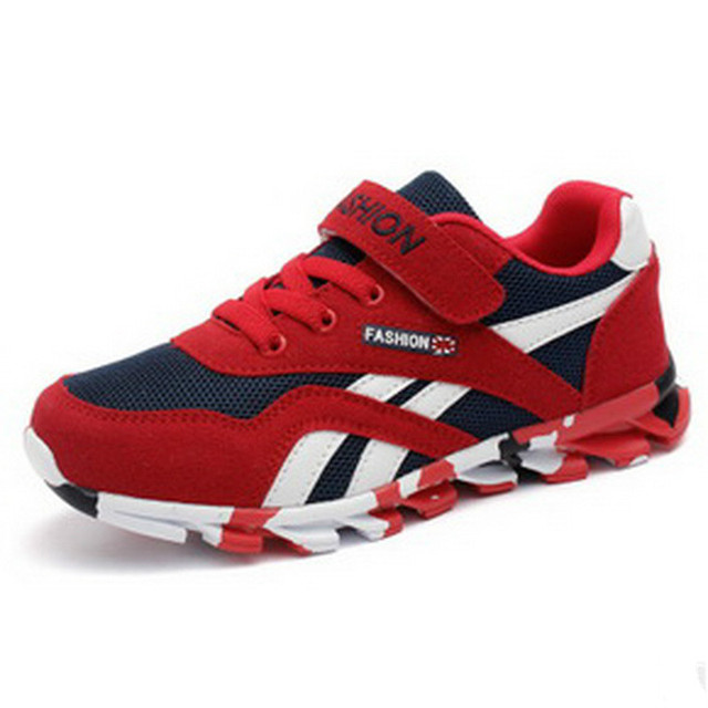 Air Running Shoes 2017 Kids Superfly Sport Sneakers High Quality Cheap Outdoor Training Football Shoes For Boy And Girl