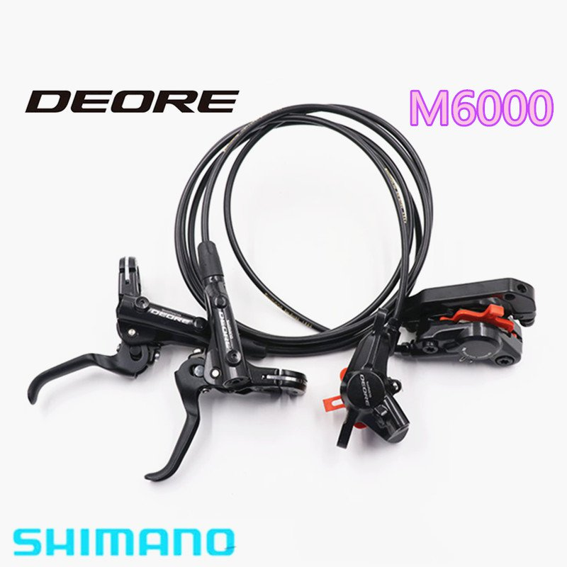 75305a456e3 Shimano Deore M6000 MTB Bicycle Bike Hydraulic Disc Brake Set Front&Rear  Ice Tech RT51/53 Rotors-in Bicycle Brake from Sports & Entertainment on ...