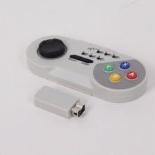 XBERSTAR Wireless TURBO Controller Joystick Gamapad for SNES Classic Mini Super Nintendo NES Joypad with Wireless