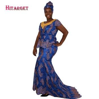 6f81c9ade49f Africanos vestidos para mujeres, vestido Noche Vestidos Bazin Riche  confeccionan las mujeres ropa, ...