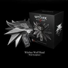 The Witcher 3 Wild Hunt Geralt Of Rivia Wolf Movie Anime Figure PVC Collection M