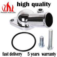 O-Ring Chevy Big/small-Block Water-Necks AUTO Aluminum PRECISION LABS 2661 Each Chrome-Plated