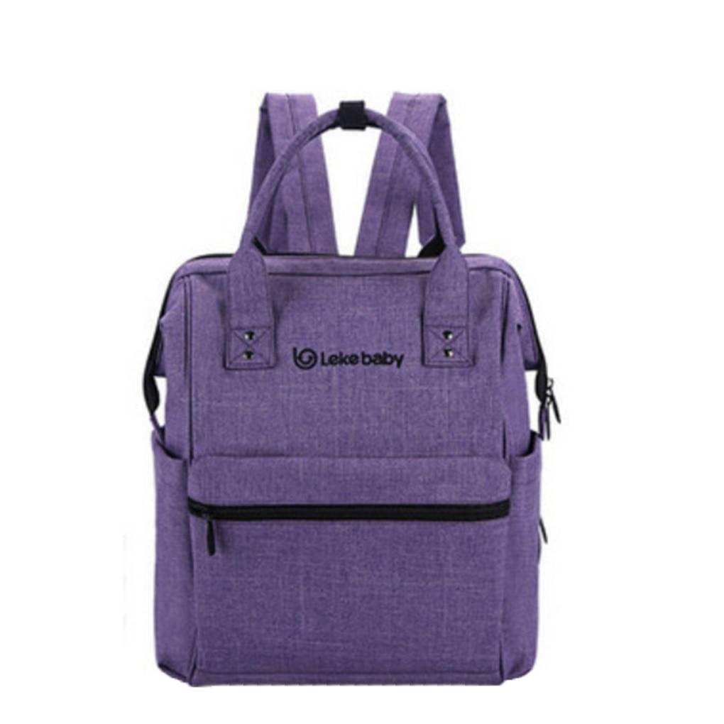 Baby Diaper Nappy Stroller Bag Large Capacity Mommy Maternity Diaper Bag Backpack Mummy Nursing Mother Bag Organizer Bag Child
