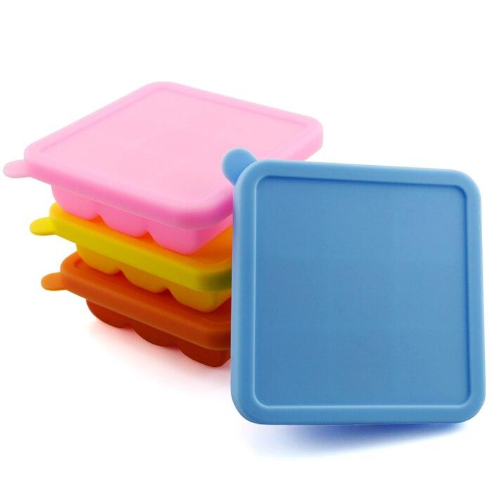 Ice Cube Tray Silicone Silicone Ice Cube Tray With Lid Ice Mold