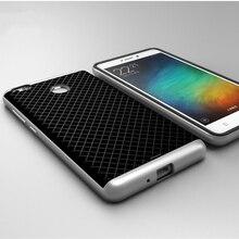 Wellendorff Luxury Tough Case for Xiaomi Redmi 3 3S Pro Hybrid Dual Layer Silicone TPU Hard