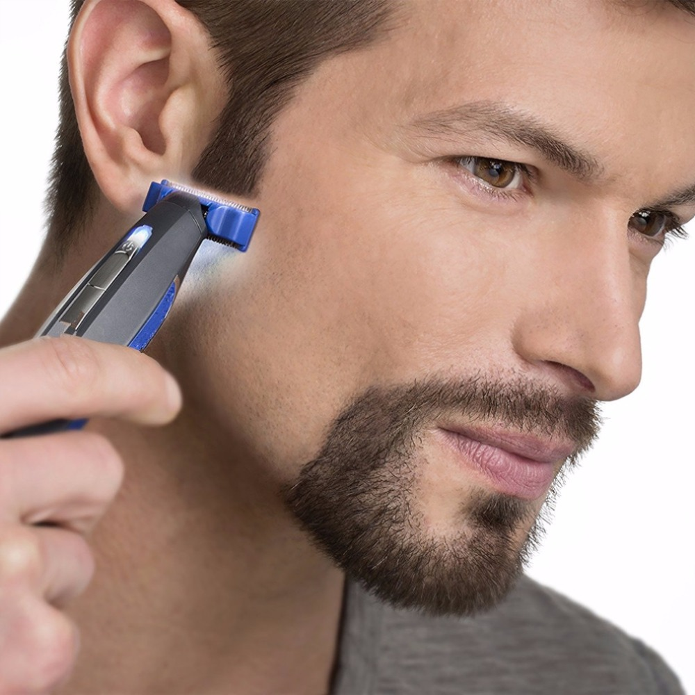 New Rechargeable Shaver Peronal Hair Cleaner Shaver Trimmer Intelligent Shaver Super-Advanced Trimmer for Men Facial Shaver advanced intelligent vehicles control