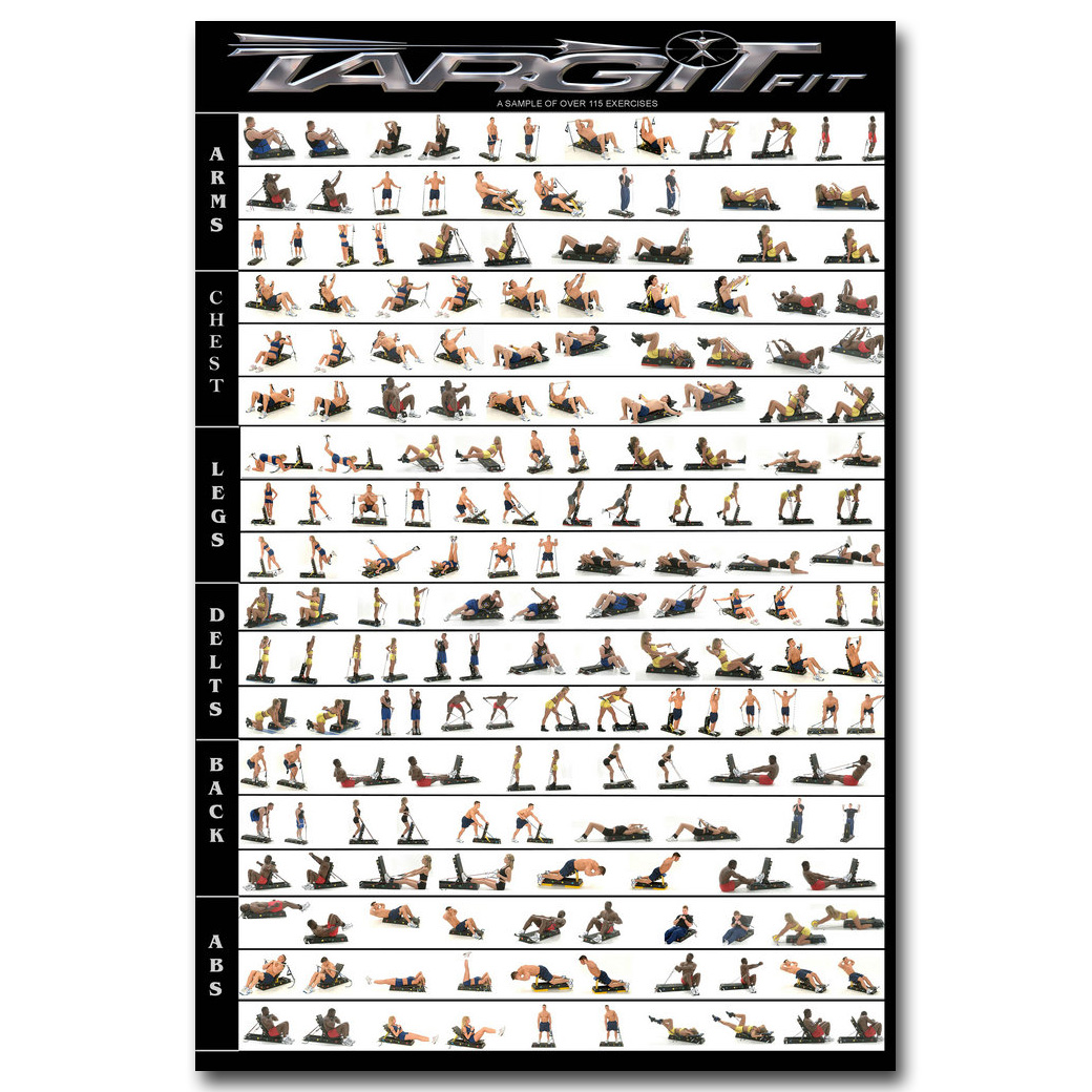 Online buy wholesale free workout posters from china