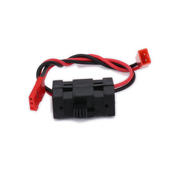 Receiver Battery switch ON and OFF with JST plug for 1/10 1/16 1/18 RC Hobby Model Car/boat HSP HPI Wltoys Himoto Redcat 02050 image