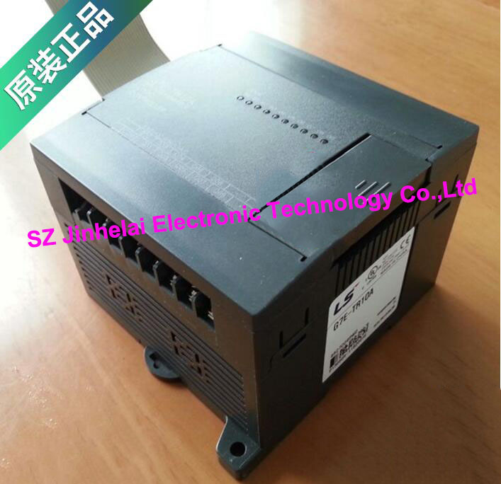 100% New and original  G7E-DR10A  LS(LG) PLC  DC24V,6 point input/Relay 4 point output extension 100% new and original g6l eufb ls lg plc communication module e net open type fiber optic