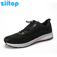 Ziitop Men's Sport Running Shoes Outdoor flexible Breathable Jogging Athletic Shoes Man Antiskid Lifestyle Cushioning Sneakers