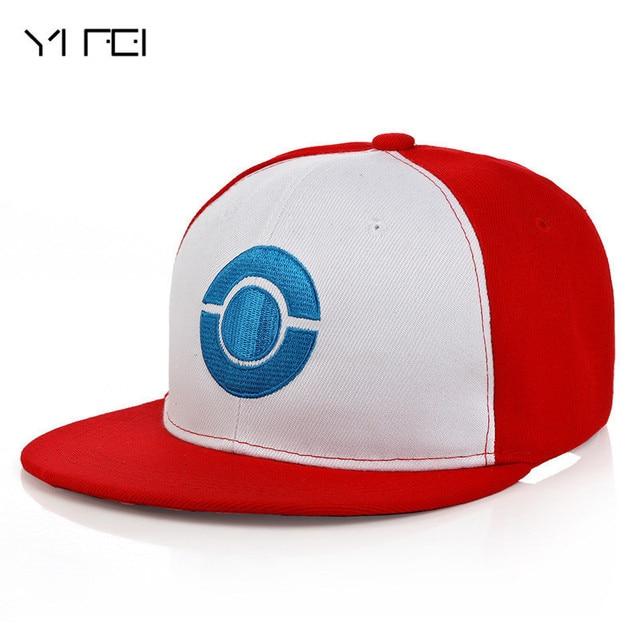 Children Pokemon Go Cap snapback Hat Kids Team Valor Team Mystic Team  Instinct Pokemon Cap Pokemon a1aeb20c506