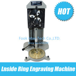 NEW! RING ENGRAVING MACHINE, INSIDE RING ENGRAVER, LETTER & NUMBER FONT ENGRAVING ON RING, JEWELRY MAKING TOOL, JEWELLER MACHINE