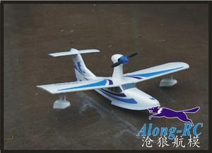 Image 4 - EPO samolot RC hydrosamolot MODEL RC HOBBY samolot wodny HOVER Tidewater zdalnie sterowany samochód początkujący samolot (zestaw zestawu lub zestaw PNP)