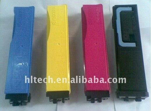 TK570 Color toner cartridge Compatible Kyocera FS-C5400DN BK/M/C/Y 4PCS/LOT