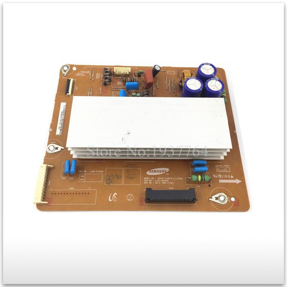 original for board YB07 YD11 X baord LJ92-01583A LJ41-05780A used board Tested Working аккумулятор yoobao yb 6014 10400mah green