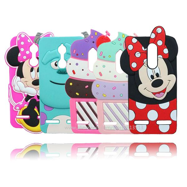 aliexpress com buy for lenovo k6 case 3d sulley minnie mouse ice