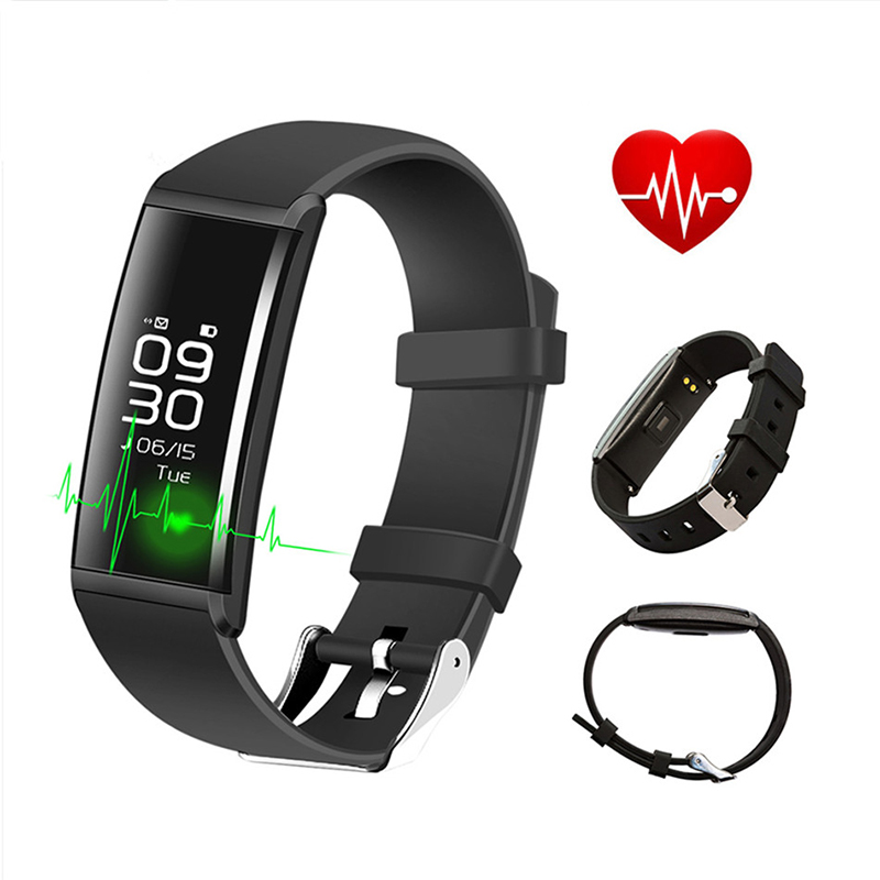 SOROPIN New X9 Smart Bracelet Heart Rate Blood Pressure
