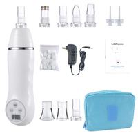 New Pro 6 Tip Skin Diamond Acne Pore Peeling Beauty Machine Massager Microdermabrasion Removal Scar Blackhead