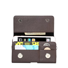 Wellendorff универсальный зажим для ремня роскошный pu кожаный бумажник case для iphone 5S 6s 7 samsung galaxy s6 s7 edge redmi note 3 крышка