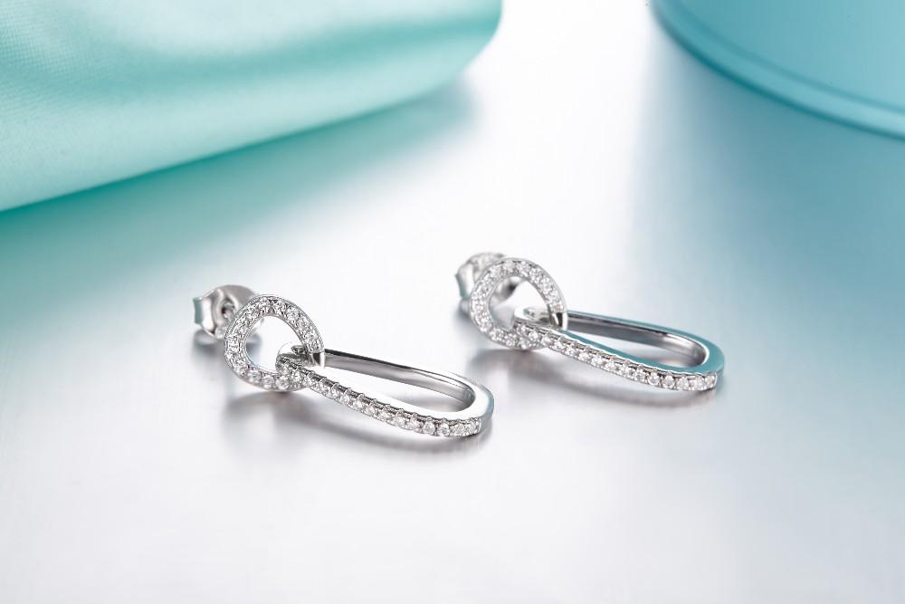 925 sterling silver earrings,large hoop earrings,earrings for women,for 925 sterling silver earrings hoops DE91420A (8)