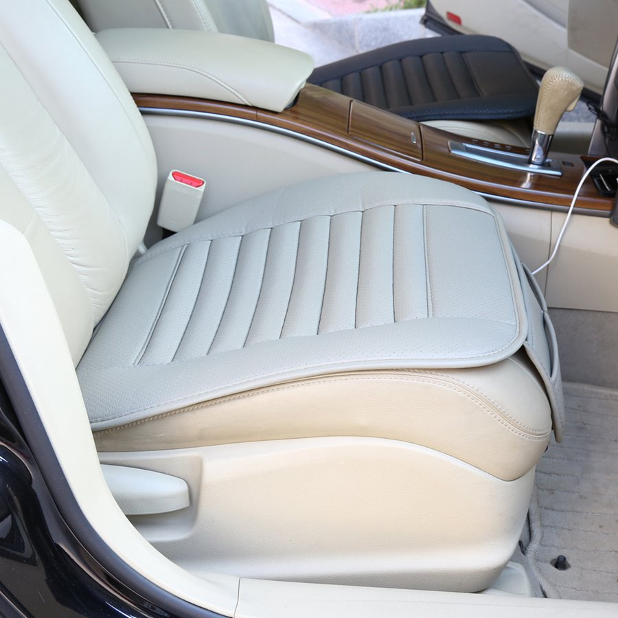 Universal Seatpad Pu Leather Car Seat Covers For Auto Car Office